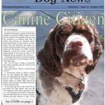 Canine Good Citizen testing