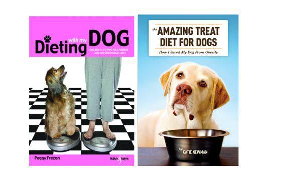 dog diet books