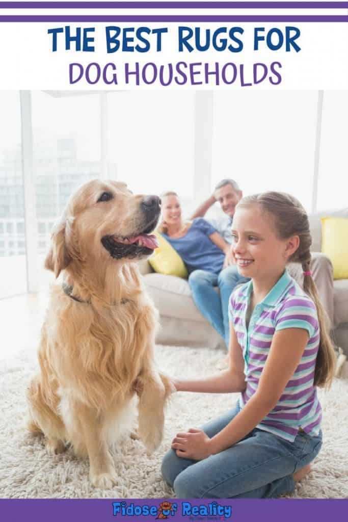 Best Rugs For Households With Dogs