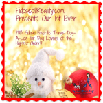 Fidose of Reality 2013 Favorite Things Dog-A-Log