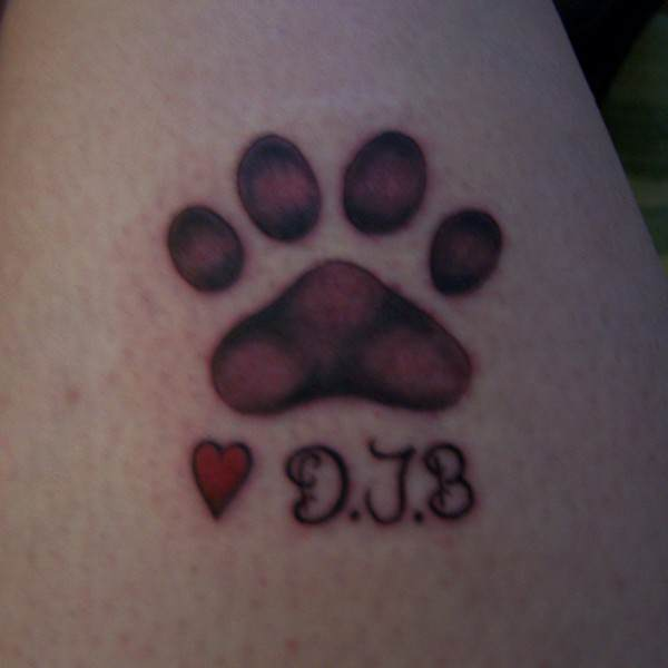 Getting a Dog Inspired Tattoo