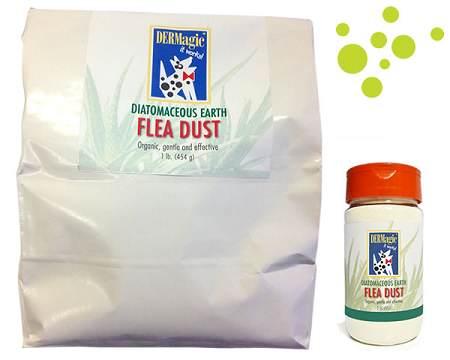 flea dust