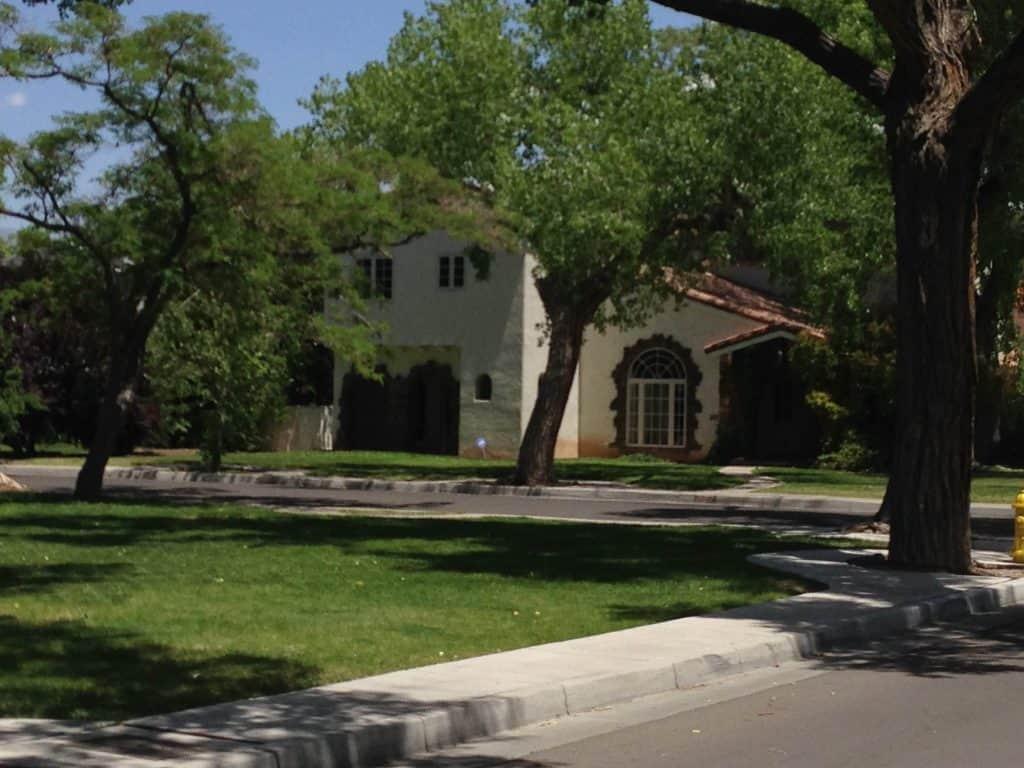 Jesse's house