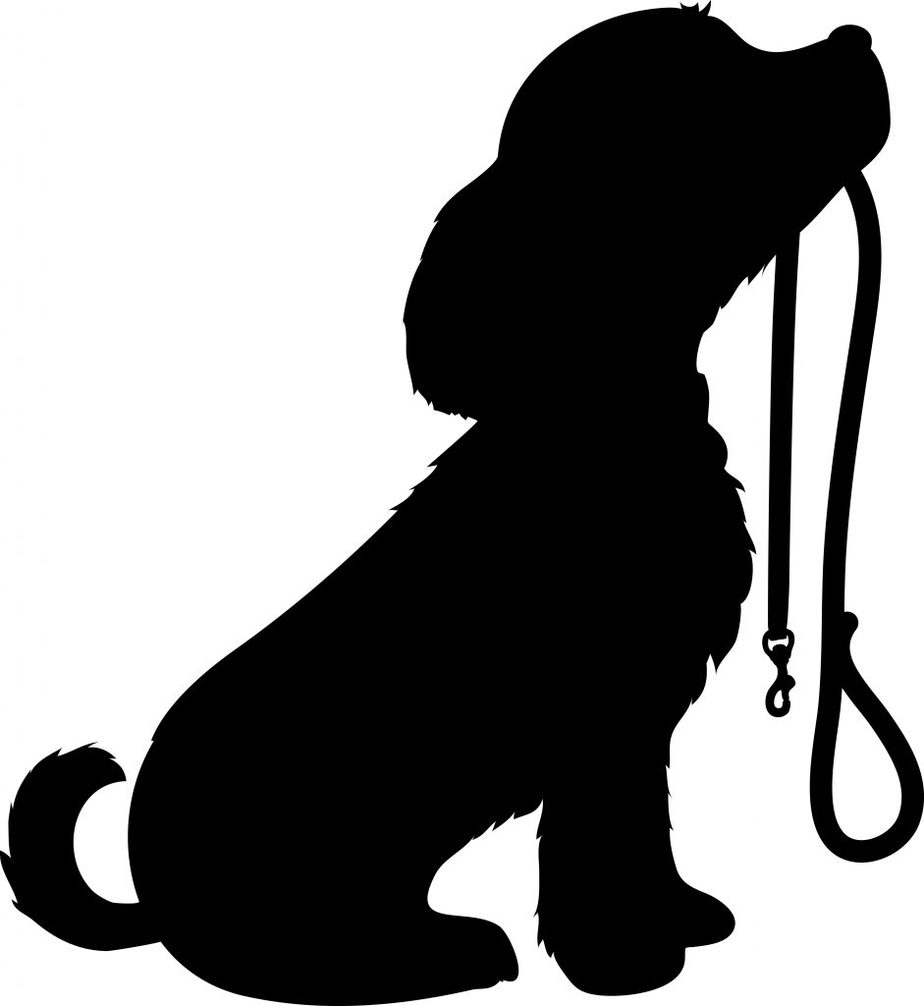 how to help dogs in the line of fire fidose of reality free poodle clip art image Standard Poodle Silhouette