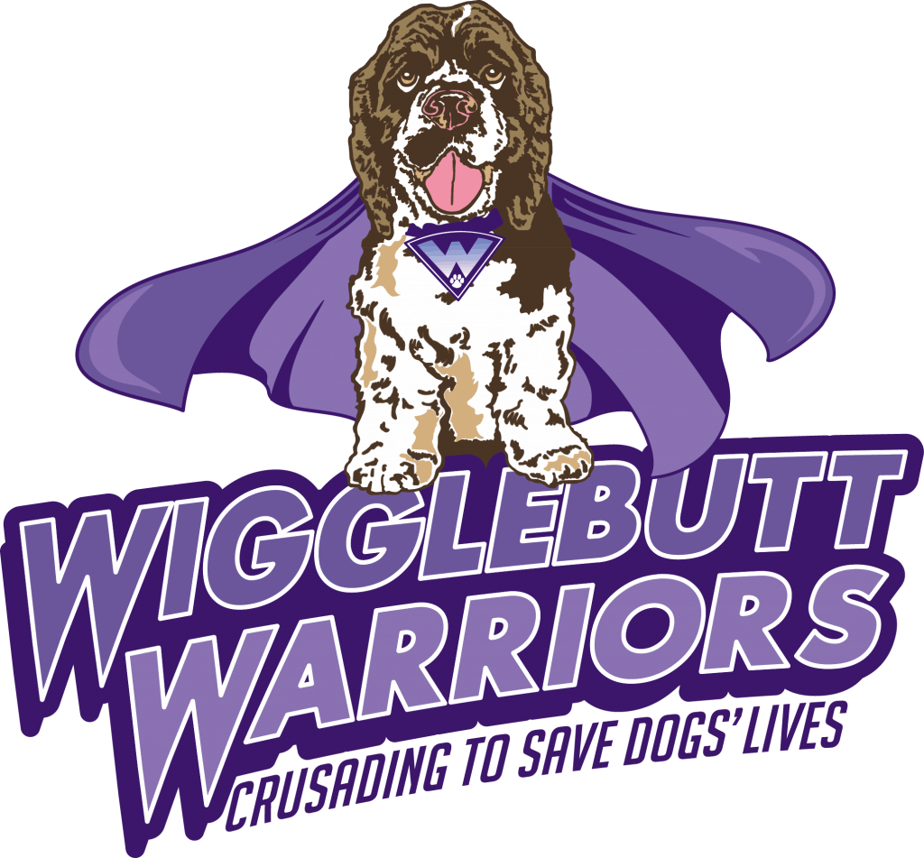 Wigglebutt Warriors help dogs