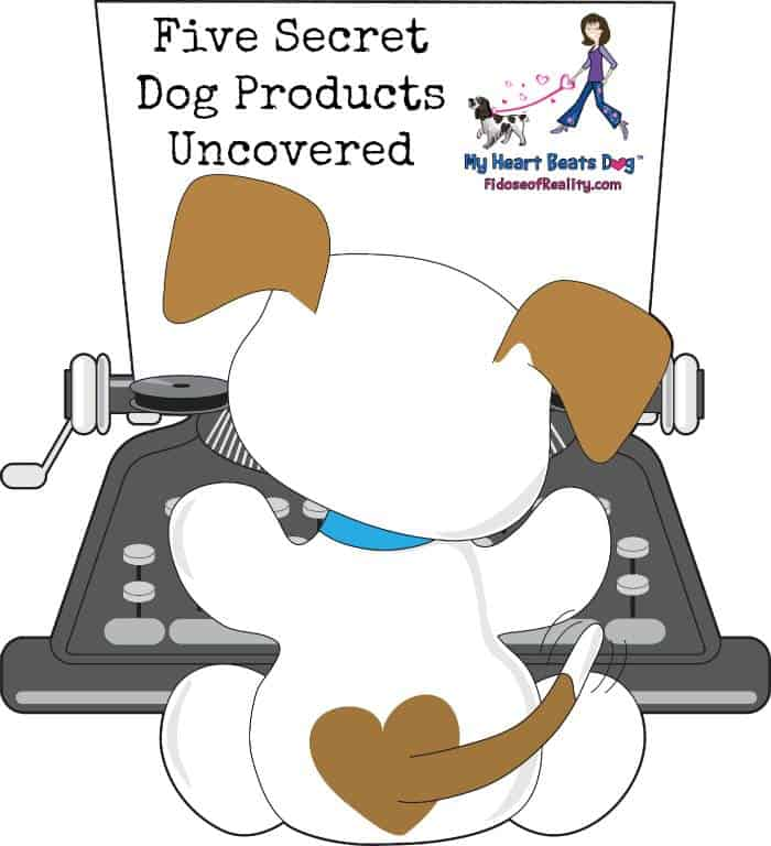 Five Secret Dog Products Uncovered
