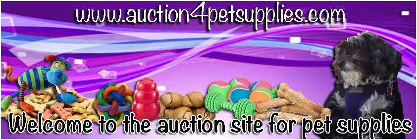 pet item auction