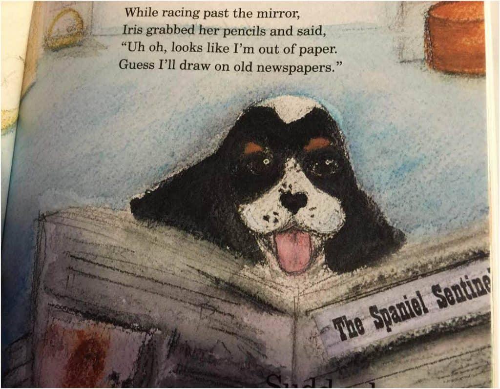 cocker spaniel book