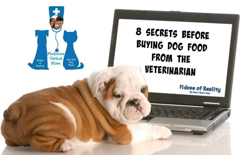 8 Secrets Before Buying Dog Food from the Veterinarian