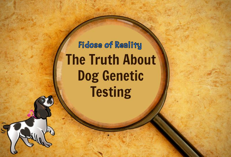 The Truth About Dog Genetic Testing