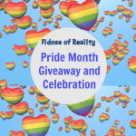 Pride Month Giveaway and Celebration