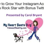 How to Become an Instagram Rock Star