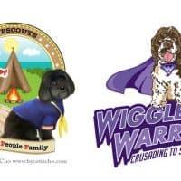 Wigglebutt Warriors partners with PupScots