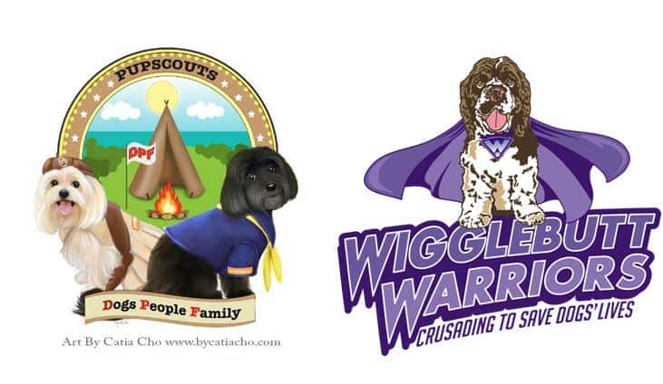Wigglebutt Warriors partners with PupScots