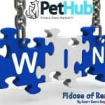 Prevent Lost Pets $150 PetHub Gift Card Giveaway