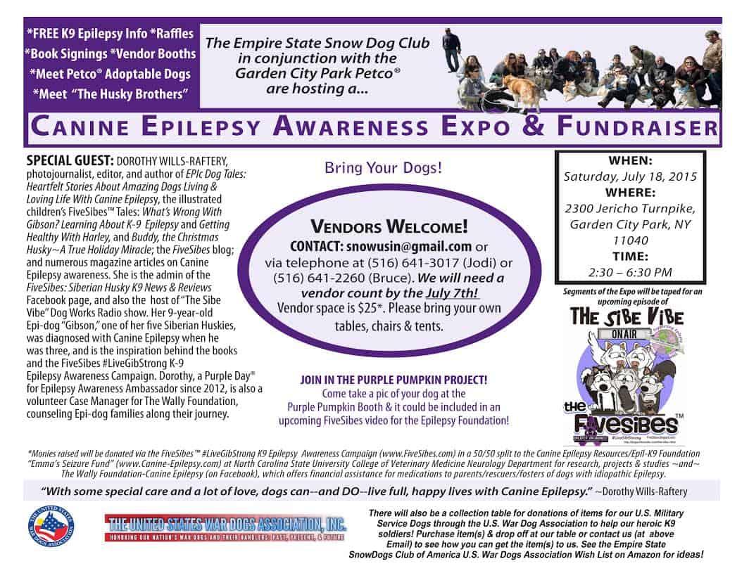 canine epilepsy expo