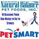 10 Reasons Your Dog Needs to Go to Stores #PetSmartStory
