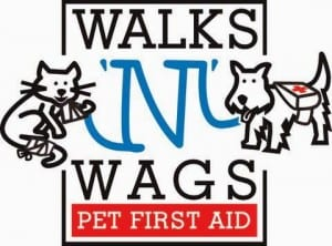 walks n wags pet first aid care