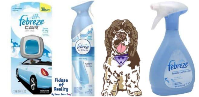 Febreze products