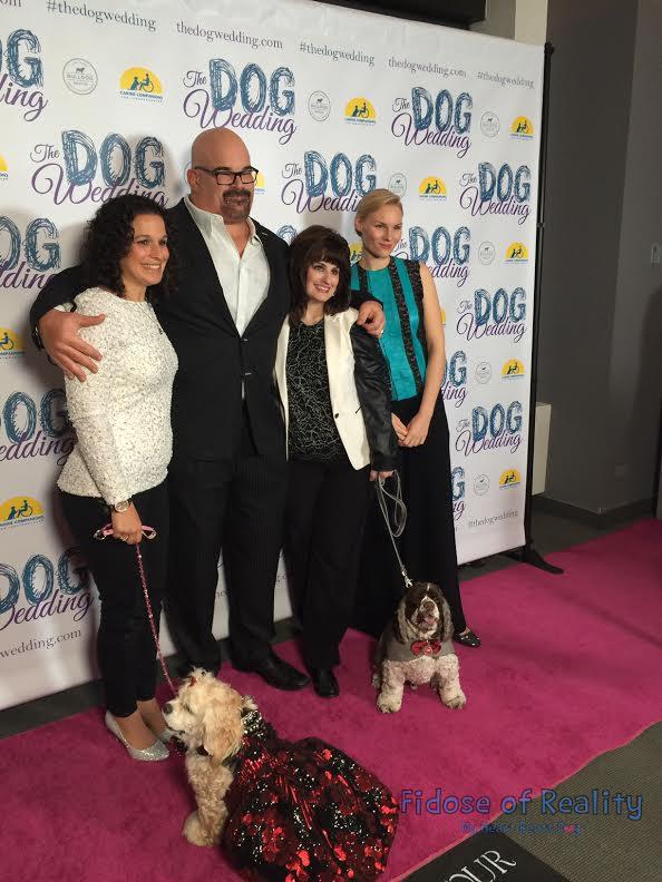 The Dog Wedding movie stars