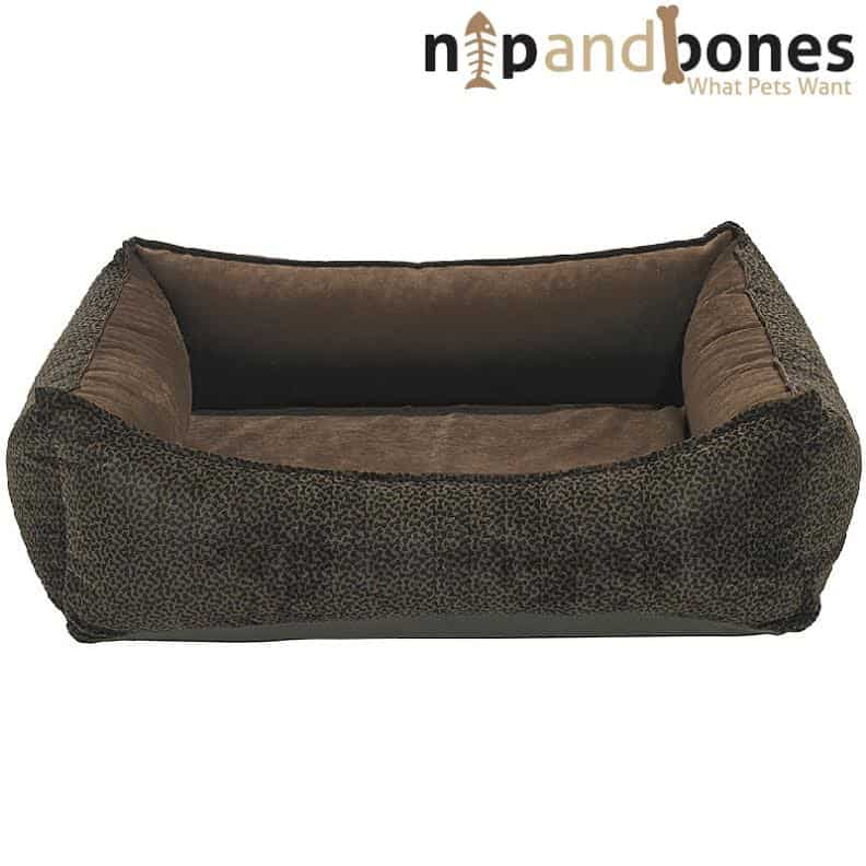 Dog bed prize from Nip and Bones.com