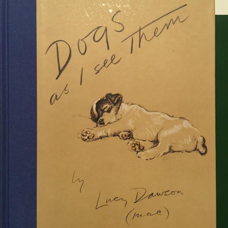 Lucy Dawson dog book