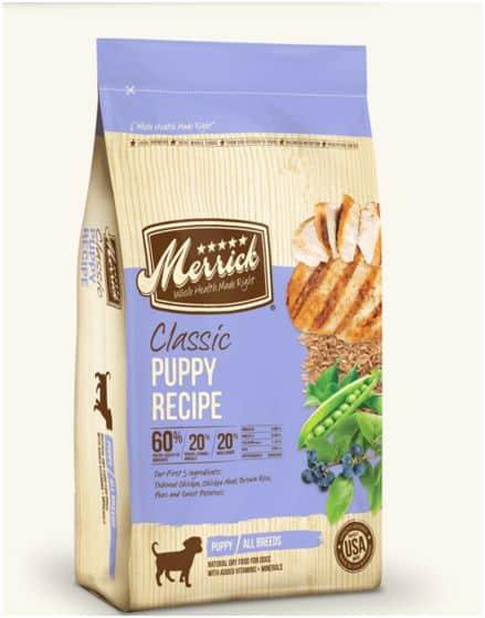 Merrick Puppy Food