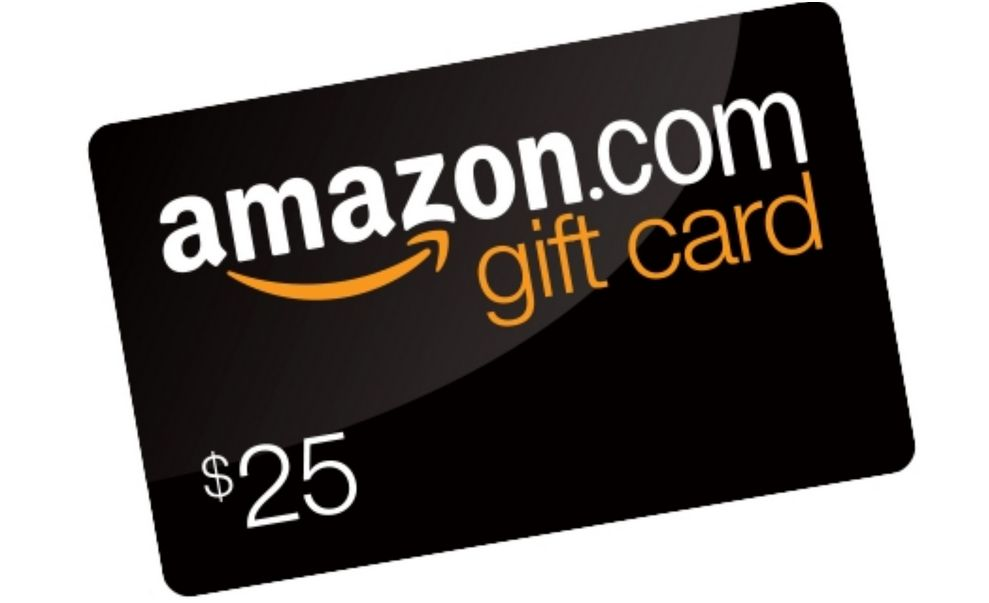 Amazon gift card photo contest
