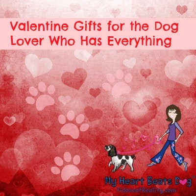 dog lover valentine gifts