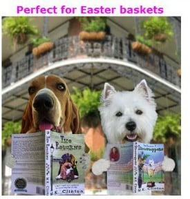 Two Books for Dog Lovers of the Highest Order (and Giveaway)