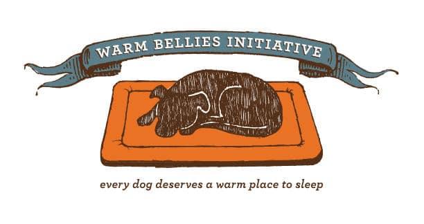 Help a homeless pet get a free bed