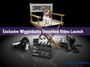Exclusive Wigglebutts Uncorked Video Launch