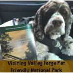 Visiting Valley Forge Pet Friendly National Park
