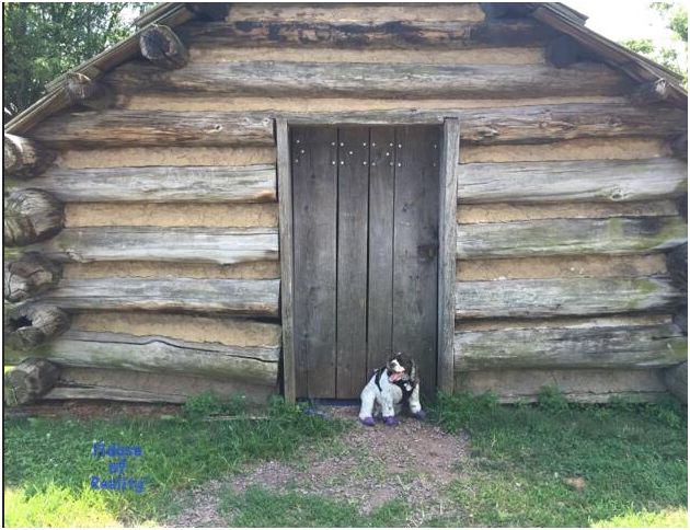 Monument for the Unknown Soliders who died in the American Revolution.