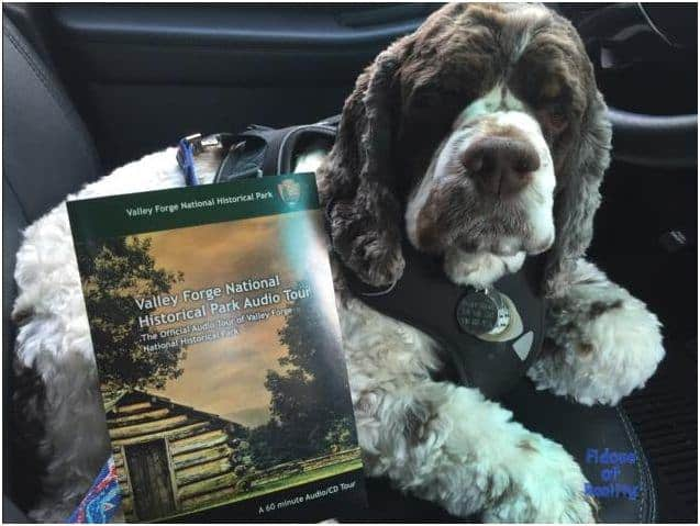 Valley Forge pet friendly tour