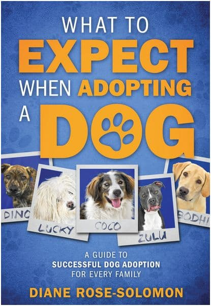 Dog Adoption book