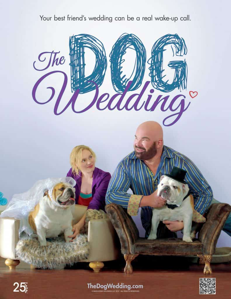 Dog Wedding Movie DVD