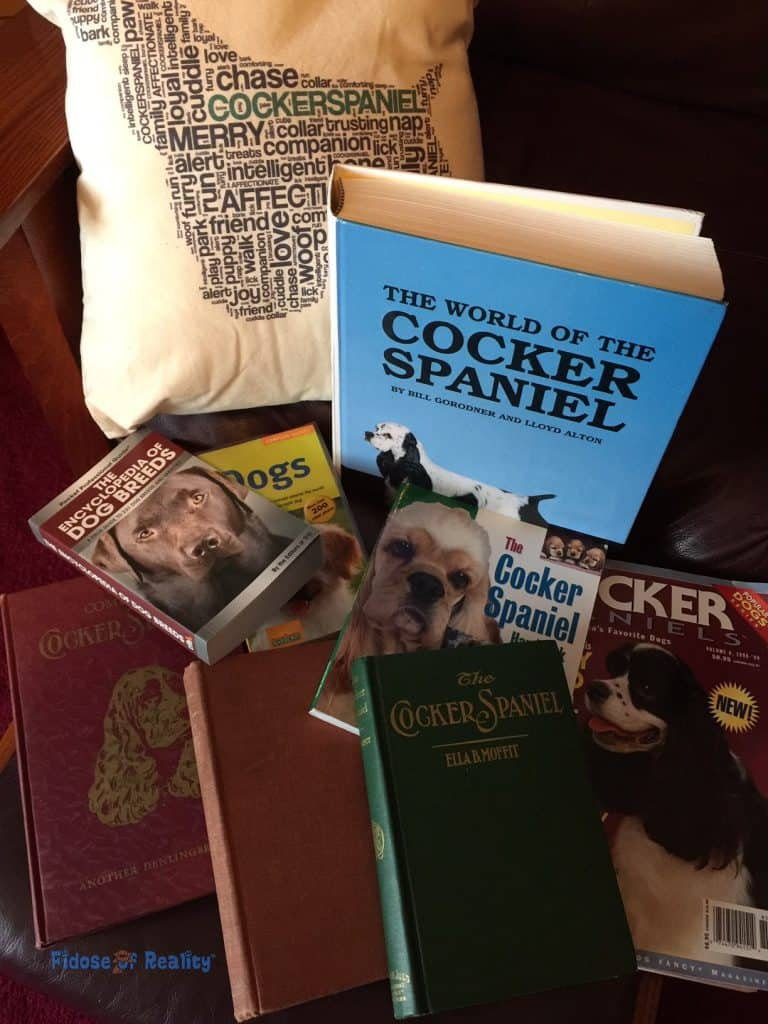 Cocker books