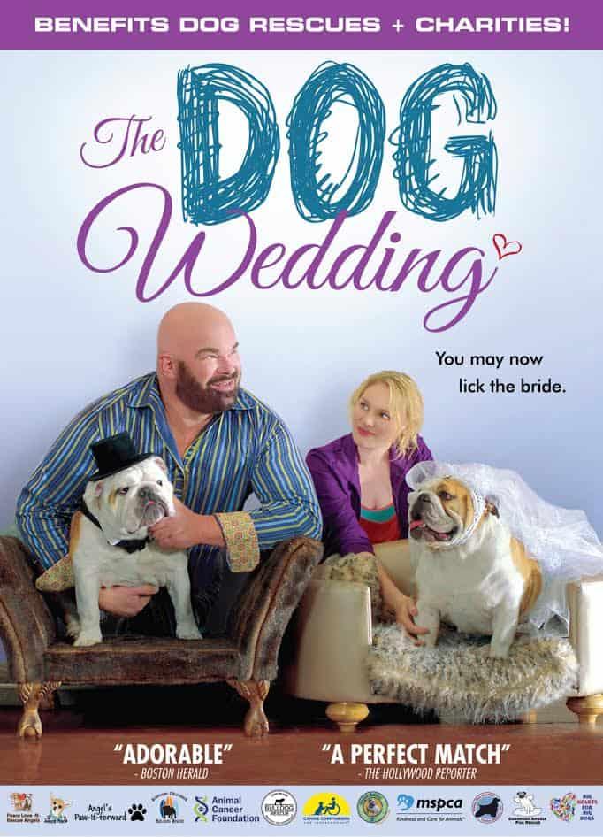 Dog wedding DVD
