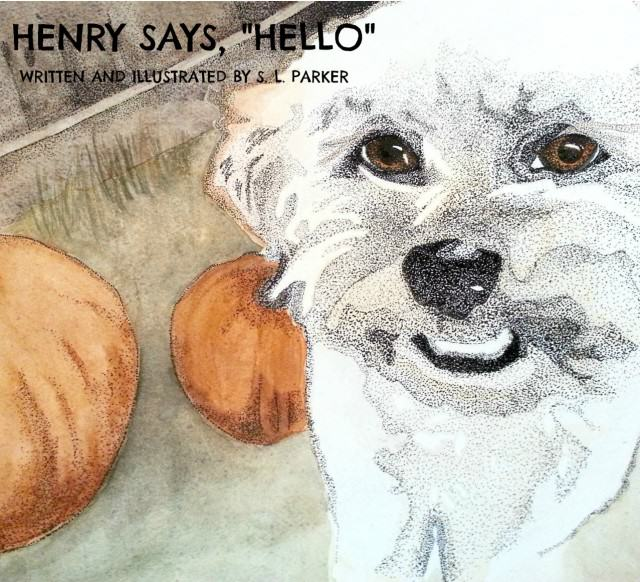 Henry Says Hello book