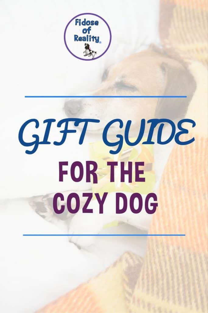 Gifts for the cozy dog