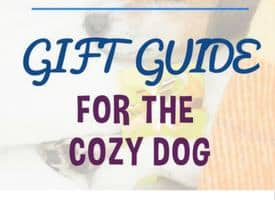 Gift Guide for the Cozy Dog