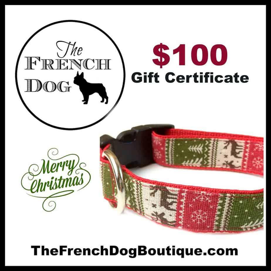 French Dog shop