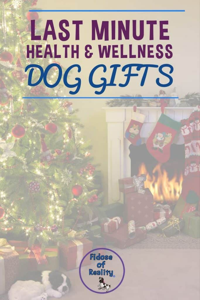 dogs health wellness gifts