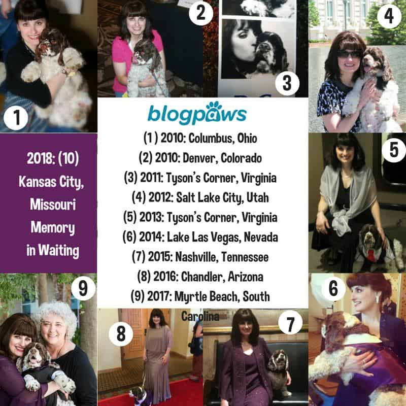 BlogPaws through years