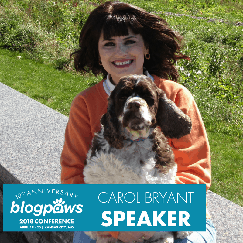 BlogPaws Conference Speaker