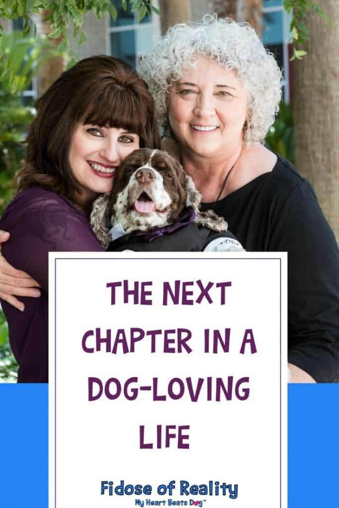 dog loving family