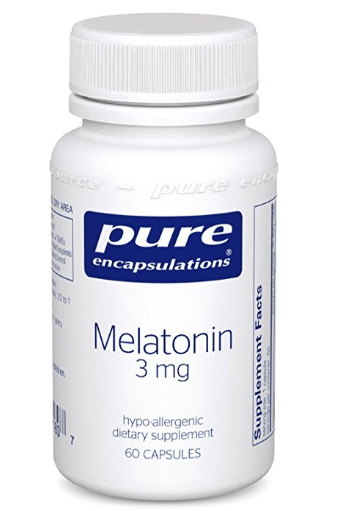 dog melatonin for anxiety