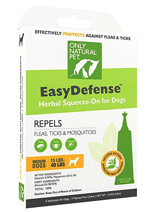 flea and tick protection natural