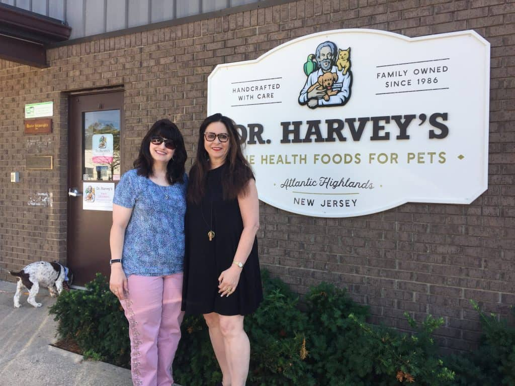 Dr Harvey's fine food for animals